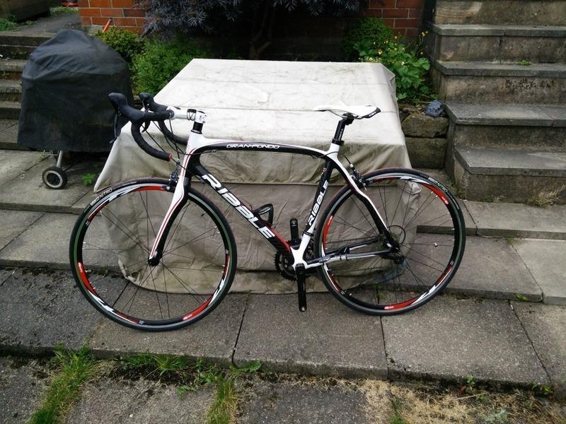 Cycle Hurricane 600 - 1/4