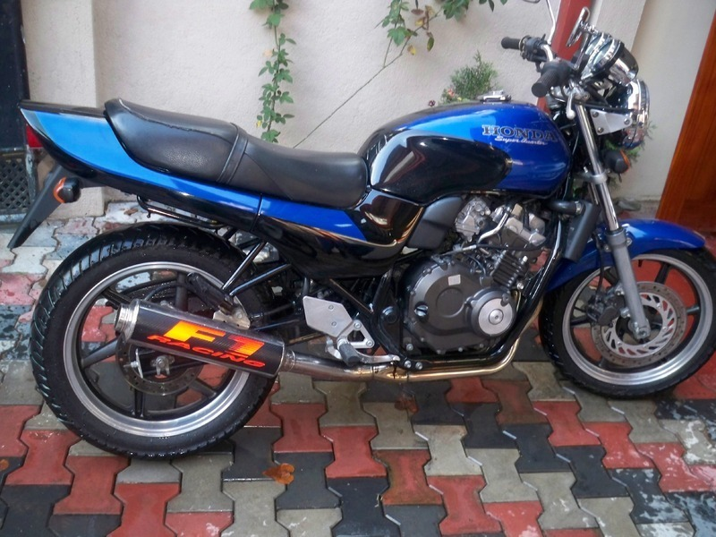 Yamaha S480 turbo - 1/4